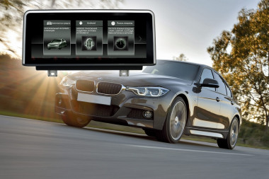 Штатная магнитола Redpower 51079 IPS BMW 3 серии (F30-F32) 10 дюймов — Antistrelka.com