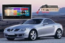 Штатная магнитола Redpower 51768 IPS DSP Mercedes-Benz SLK-Класс R171 (2004-2012)